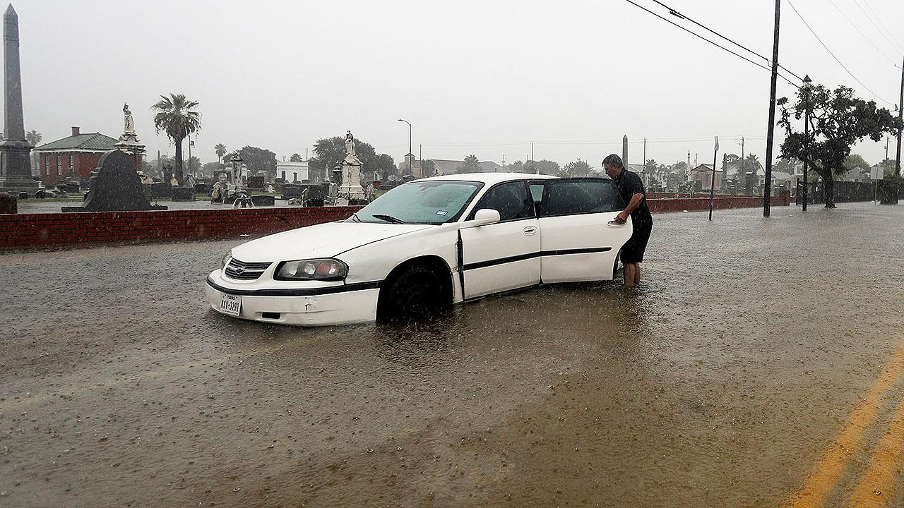 Imelda brings over 30 inches of rain in southeast Texas