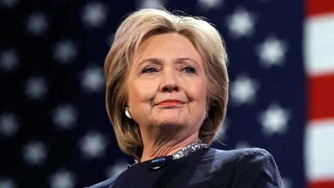 Hillary Clinton adds voter suppression to reasons for 2016 loss