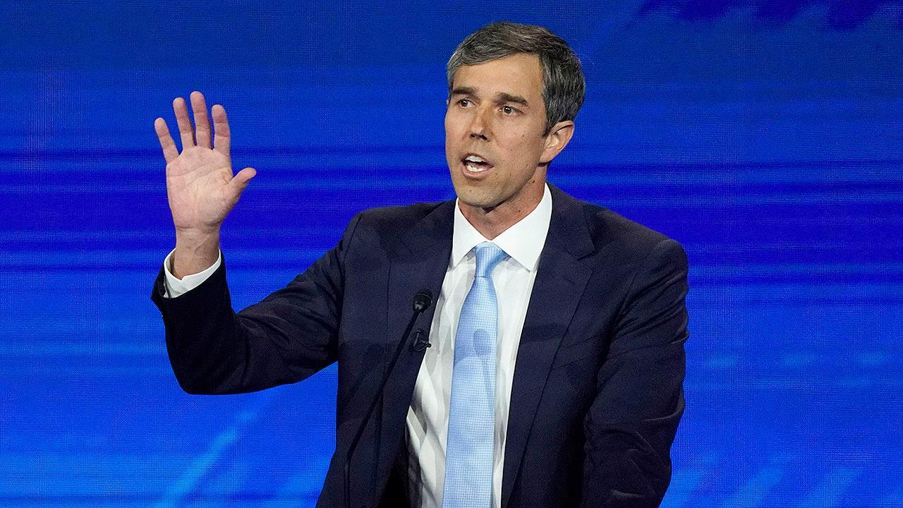 Westlake Legal Group 694940094001_6087809587001_6087806458001-vs Beto O'Rourke's gun confiscation rhetoric could doom political future in Texas Maxim Lott fox-news/us/personal-freedoms/second-amendment fox-news/politics/elections fox-news/politics/2020-presidential-election fox-news/person/beto-orourke fox news fnc/politics fnc article 600f039e-8597-59b6-91b6-27827cd51a1a