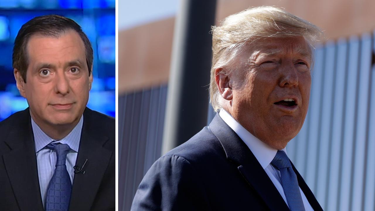 Westlake Legal Group 694940094001_6087835928001_6087828507001-vs Bolton, neocons hit Trump for not striking Iran Howard Kurtz fox-news/columns/media-buzz fox news fnc/media fnc article 7c54d142-f0b0-5a2f-a518-0f2302554891