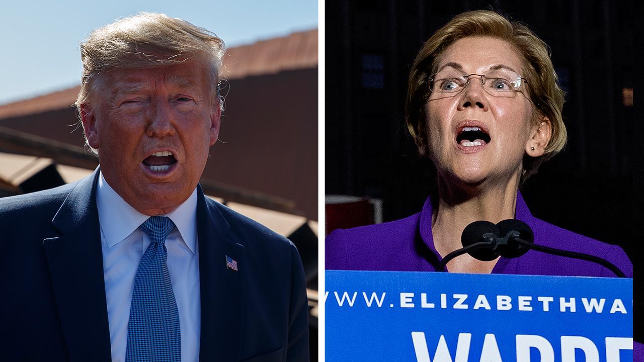 Jesse Watters: Biden's 2020 chances finished; Warren set to win nomination