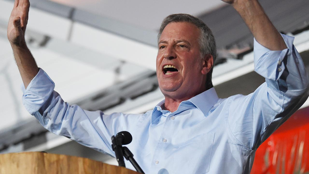 NYC Mayor Bill de Blasio drops out of 2020 presidential race