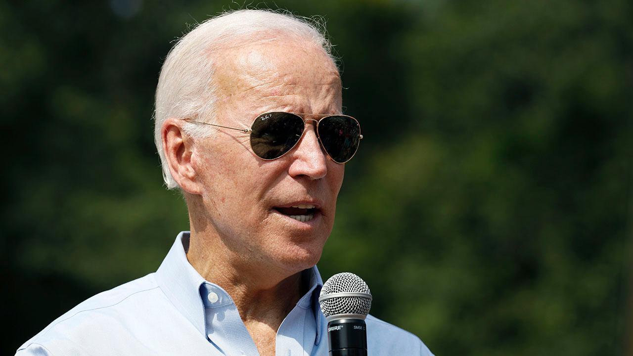 Joe Biden releases statement on whistleblower controversy: 'clear-cut corruption'