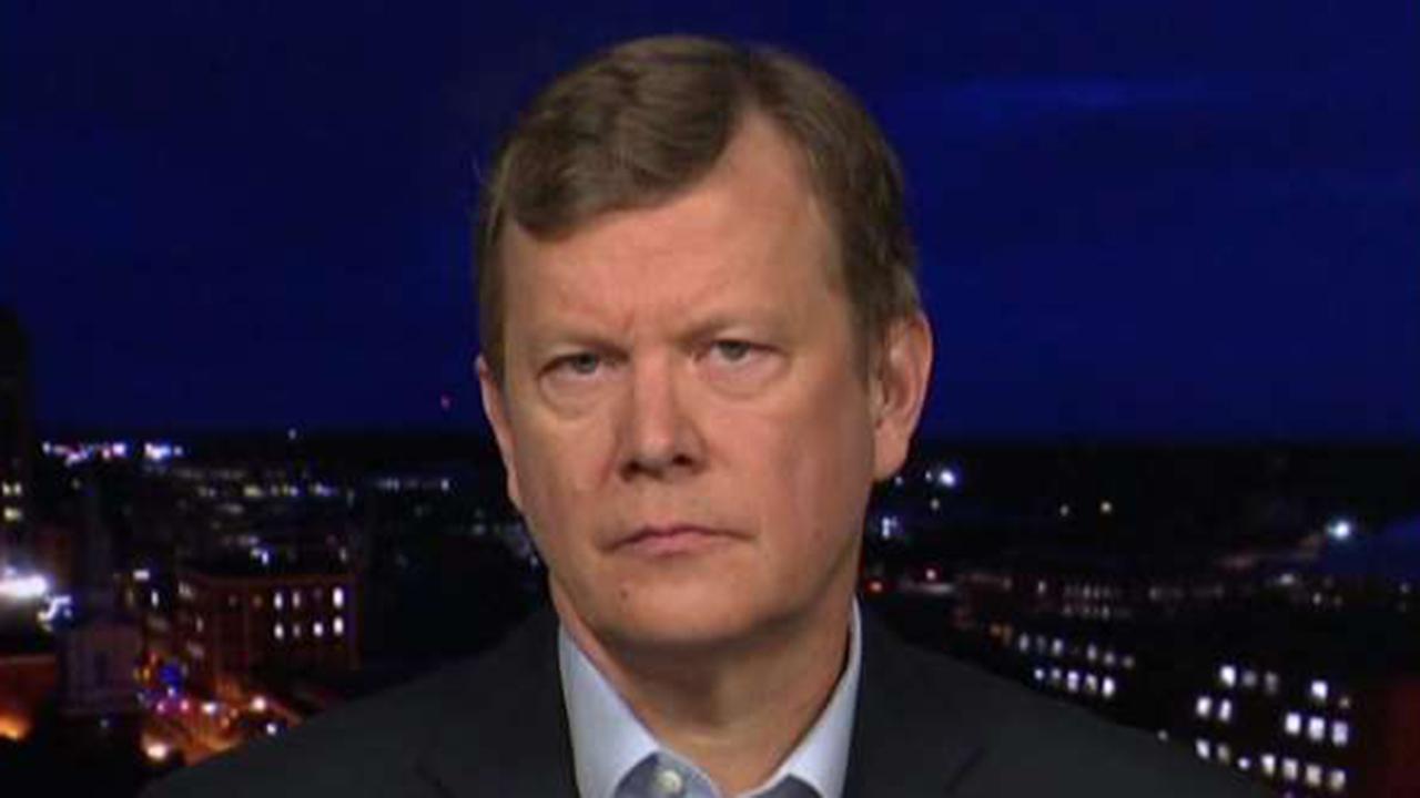 Peter Schweizer says Hunter Biden worked in Ukraine despite lacking credentials: 'What is he being paid for?'