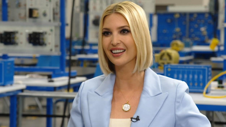 Ivanka Trump υπερασπίζεται το ρόλο της στην κυβέρνηση του πατέρα, ωθεί την απασχόληση