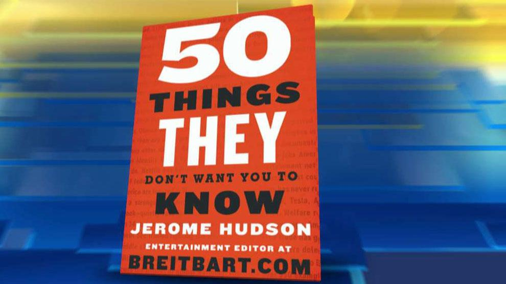 Breitbart News entertainment editor Jerome Hudson on the realities of climate change, immigration and gun control.