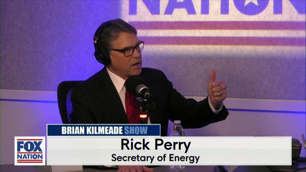 Energy Secretary Rick Perry: Greta Thunberg Should Be Back In School Rather Than Being Used As A Tool