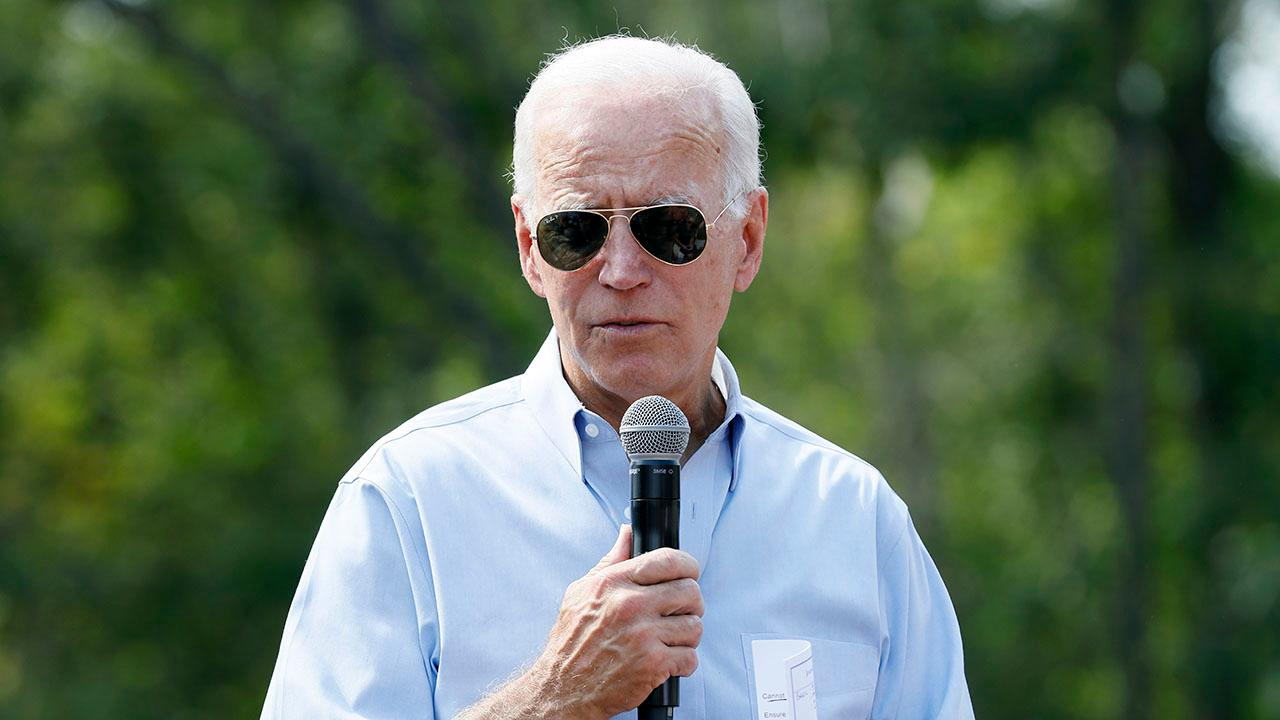 Biden campaign goes on offense over Ukraine controversy