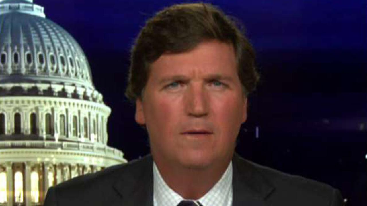 Tucker Carlson: Instead of winning an election, Dems would rather explain why impeaching Trump is justified