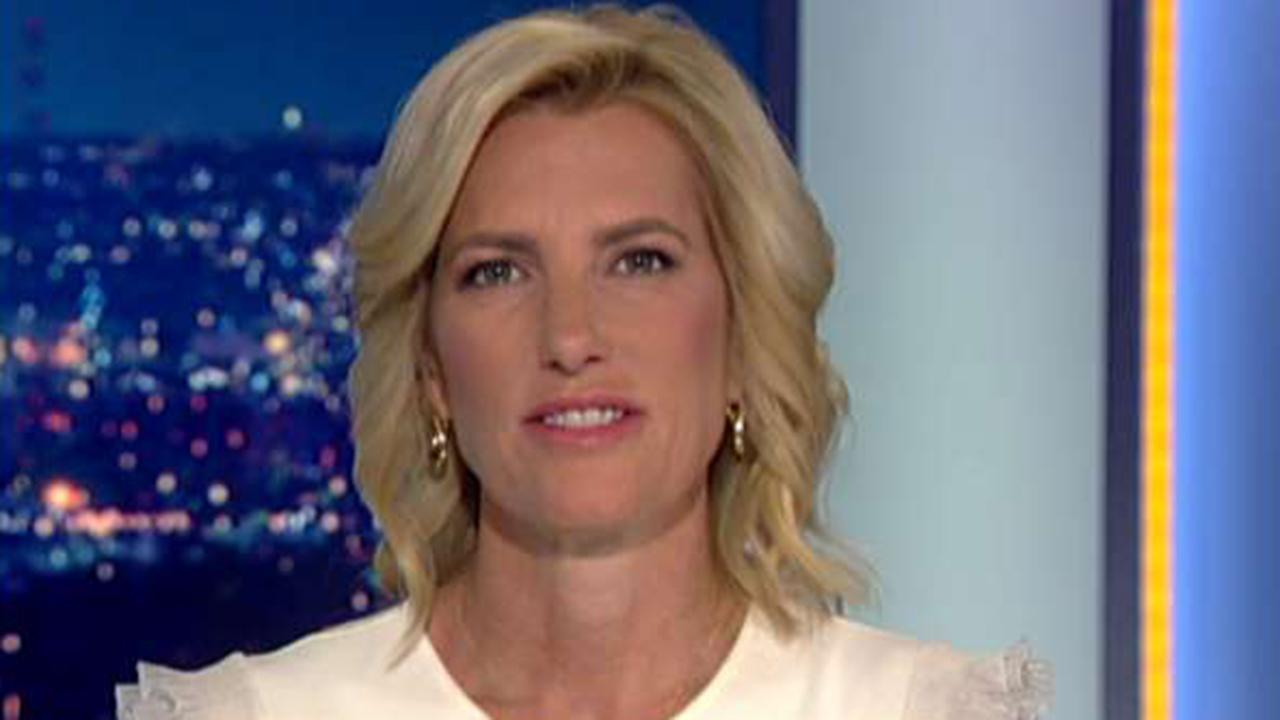 Westlake Legal Group 694940094001_6089220610001_6089226319001-vs Ingraham: Dems 'incapable of putting the greater good' ahead of Trump hatred Victor Garcia fox-news/shows/ingraham-angle fox-news/politics/trump-impeachment-inquiry fox-news/person/donald-trump fox-news/media/fox-news-flash fox-news/media fox news fnc/media fnc ff8a1360-5f89-501d-82b5-b2860ee34c16 article