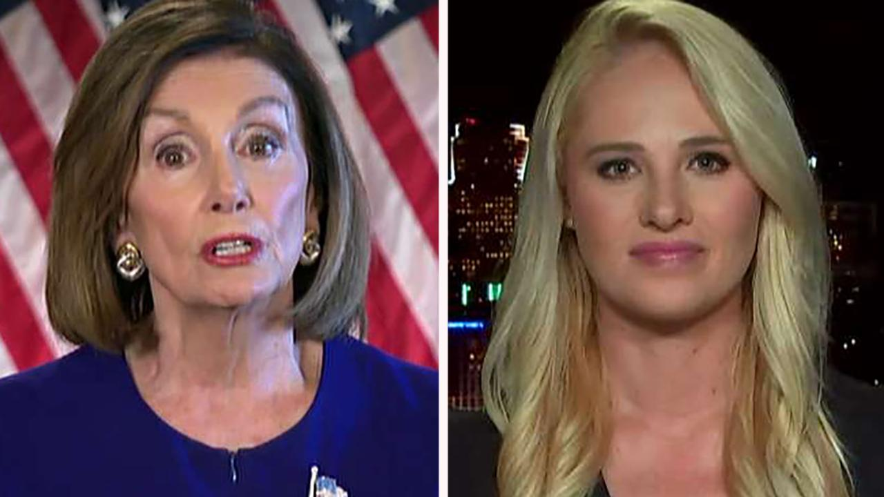 Tomi Lahren on formal impeachment inquiry: Nancy Pelosi is doing this to appease her base