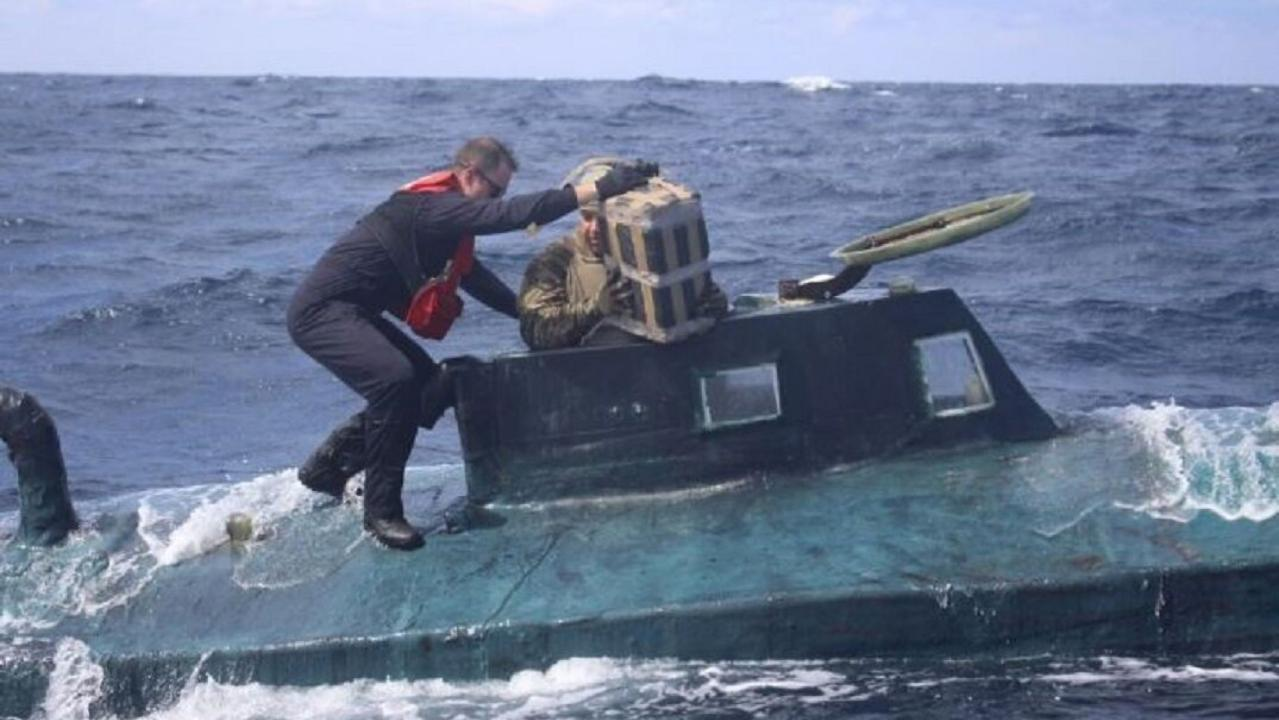 Coast Guard intercepts undersea vessel carrying $165 million of cocaine