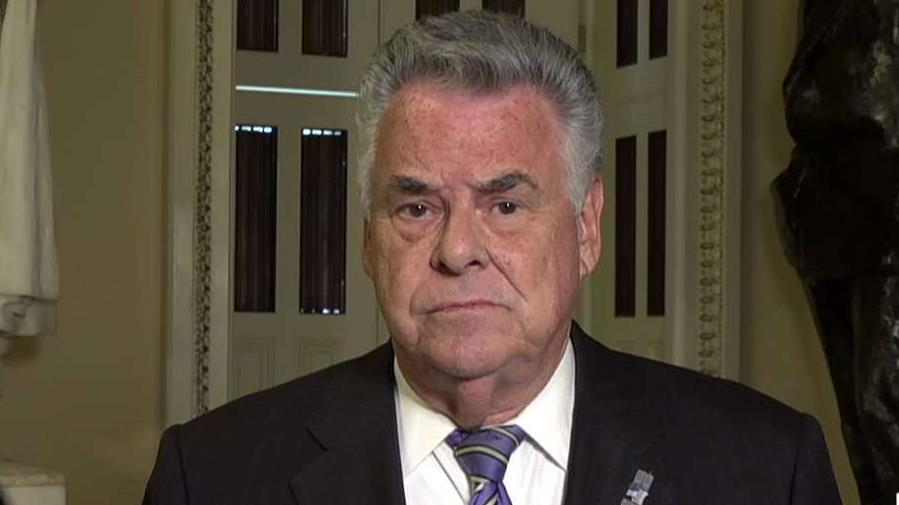 Rep. Pete King says there's 'nothing remotely impeachable' in the Ukraine call
