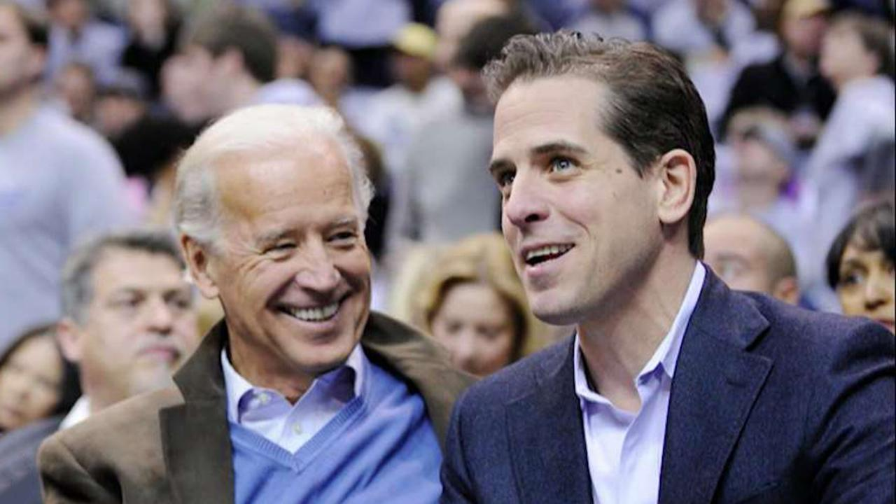 Did Hunter Biden exploit his family connections?