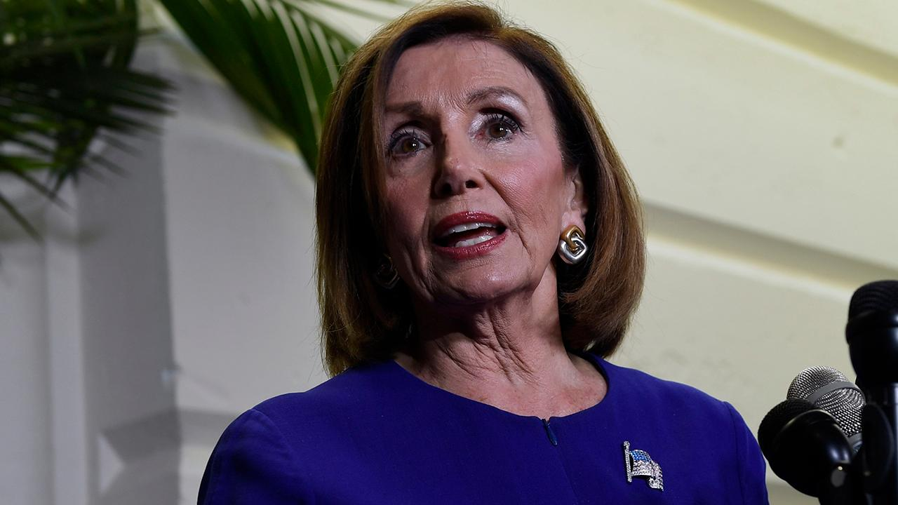 Westlake Legal Group 694940094001_6089709869001_6089701983001-vs Pelosi accuses White House of 'cover-up' over Ukraine call fox-news/world/conflicts/ukraine fox-news/politics/house-of-representatives fox-news/person/nancy-pelosi fox-news/person/donald-trump fox news fnc/politics fnc article Andrew O'Reilly 276f1ffa-d97e-54cf-8522-60aea0651cfc