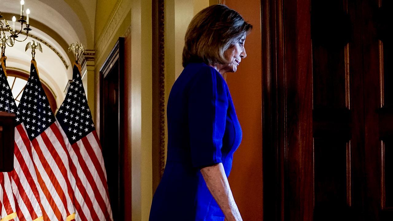 House Speaker Nancy Pelosi says White House handling of Ukraine call shows 'cover-up'