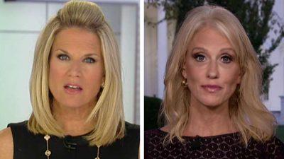 Kellyanne Conway rips whistleblower in Ukraine case