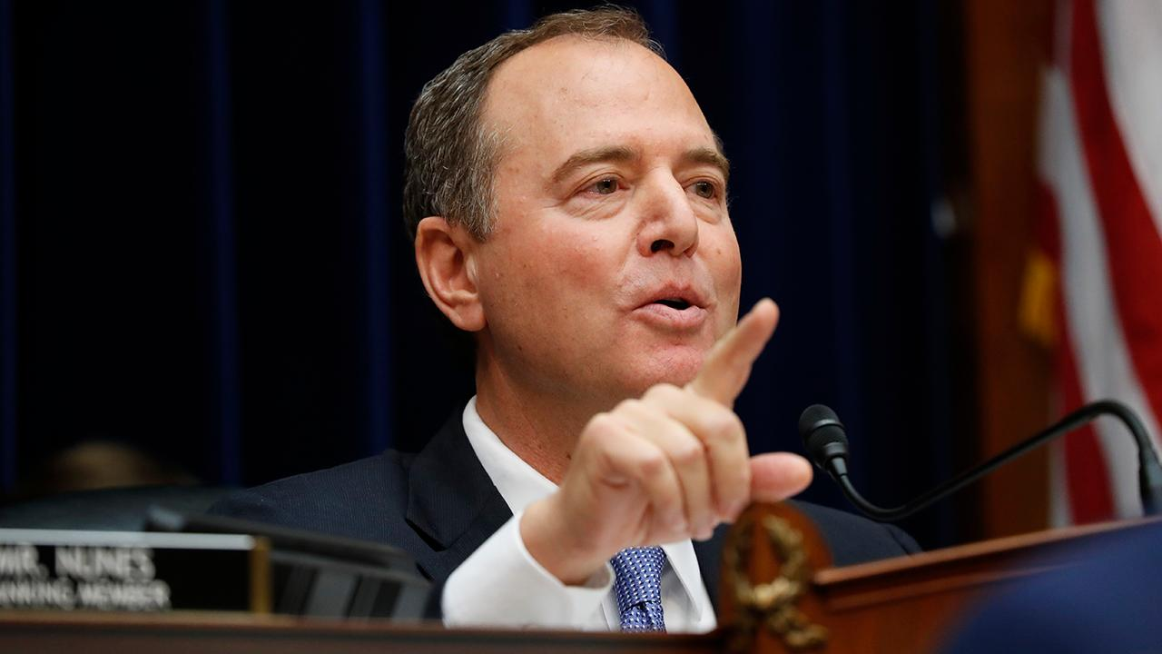 Westlake Legal Group 694940094001_6089891043001_6089893388001-vs Schiff: House investigations to focus on Trump's 'breach of the president's oath of office' fox-news/politics/trump-impeachment-inquiry fox-news/politics/house-of-representatives fox-news/politics/executive/white-house fox-news/person/donald-trump fox-news/person/adam-schiff fox news fnc/politics fnc article Andrew O'Reilly 04495931-a38c-552e-a834-968678f1cff4