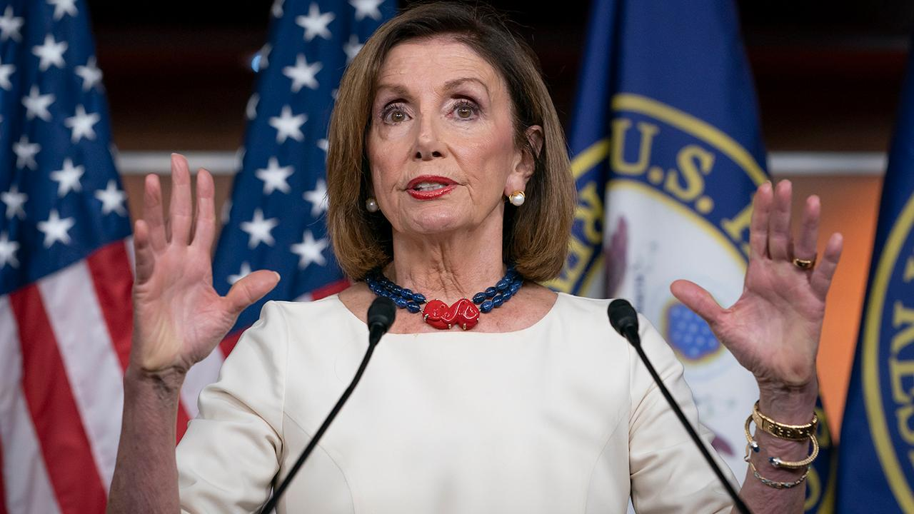Pelosi's '60 Minutes' whistleblower comments prompt GOP concerns of 'political setup'