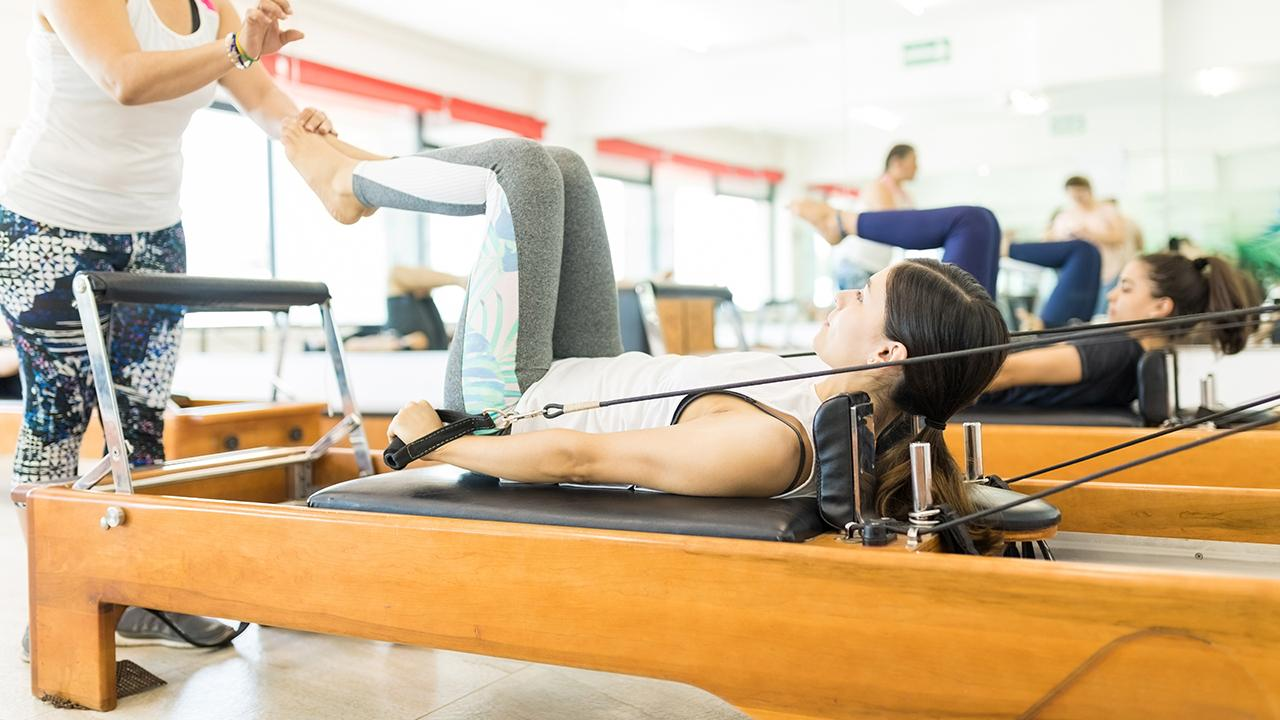Why a woman's brain started leaking after Pilates