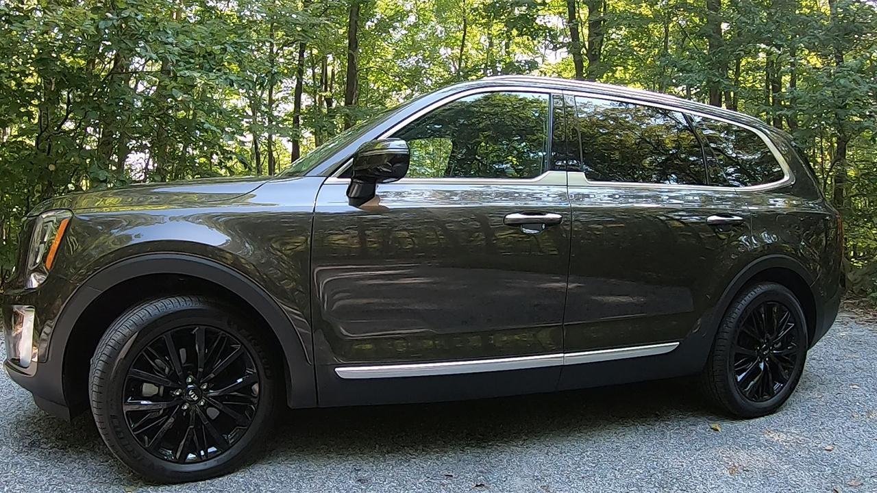 2020 Kia Telluride test drive