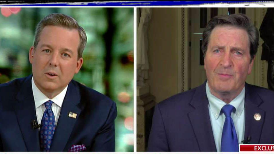 Ed Henry challenges Rep. John Garamendi on Trump impeachment push