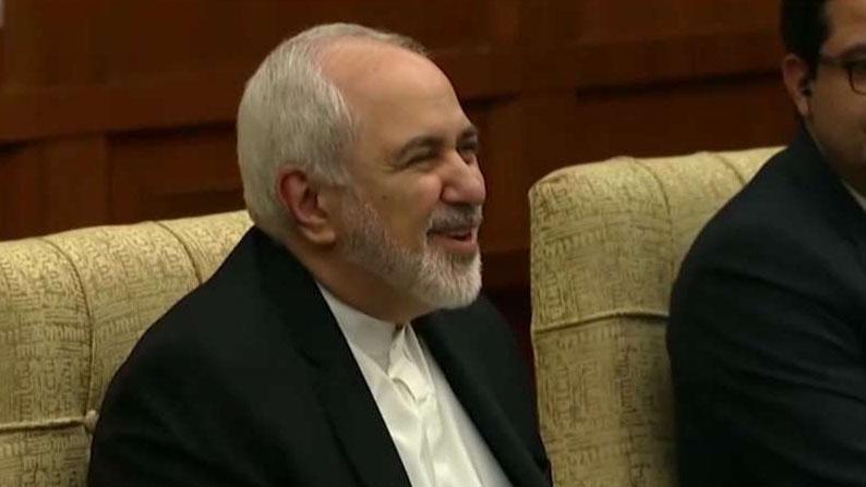 Iran slams US for 'inhumane' decision to bar top diplomat from making hospital visit