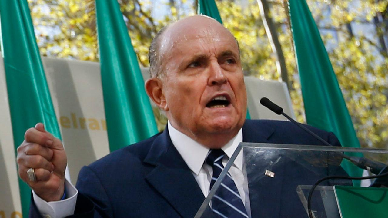 Giuliani was not working alone in Biden Ukraine probe