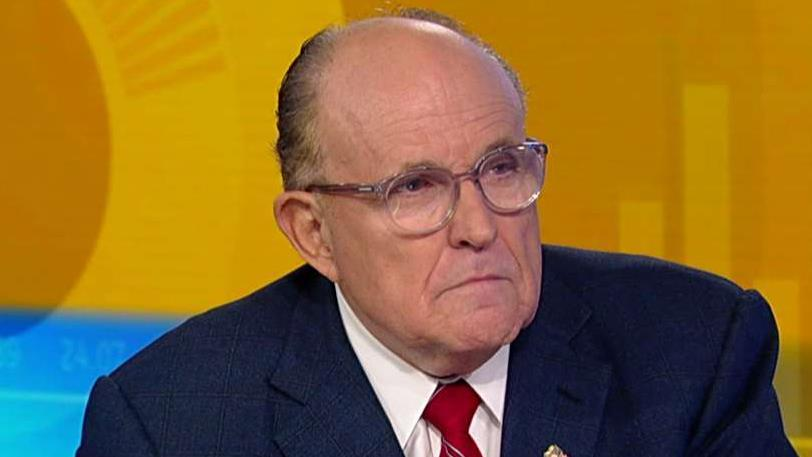 Rudy Giuliani on whether he will testify before Congress on Ukraine controversy