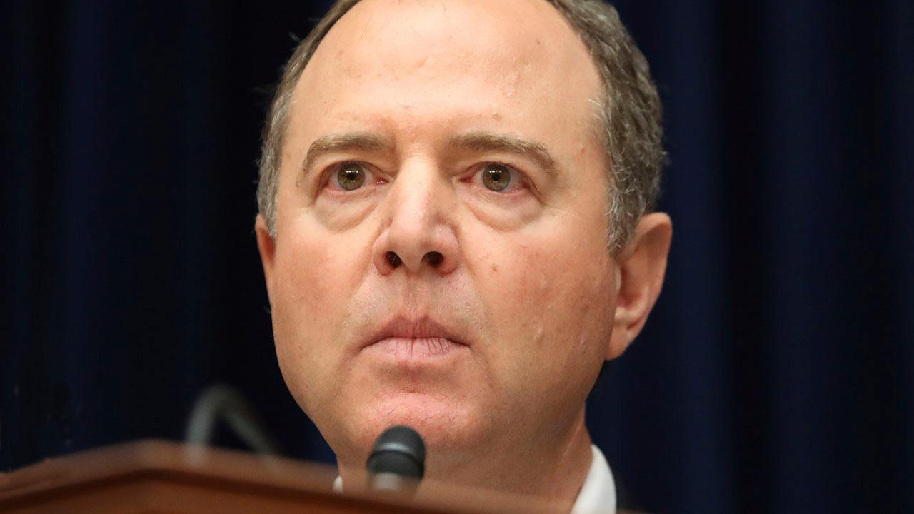Schiff says agreement reached for whistleblower to testify