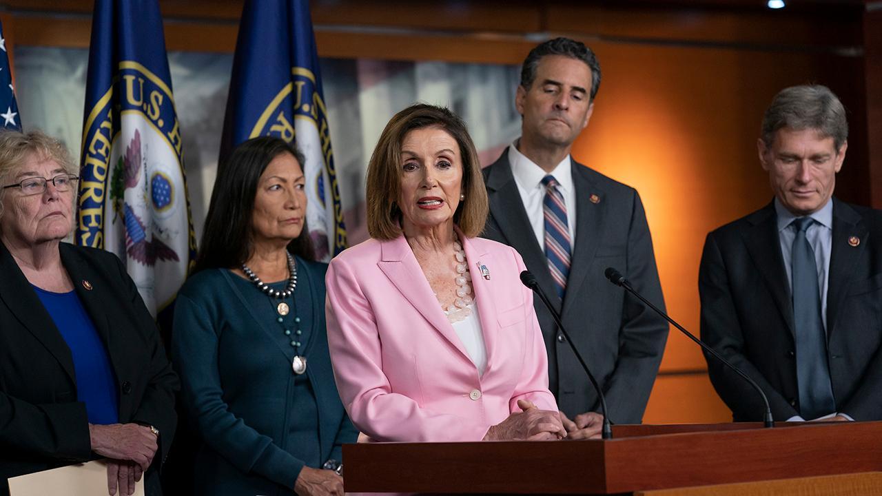 Democrats ramp up impeachment probe, subpoena Rudy Giuliani