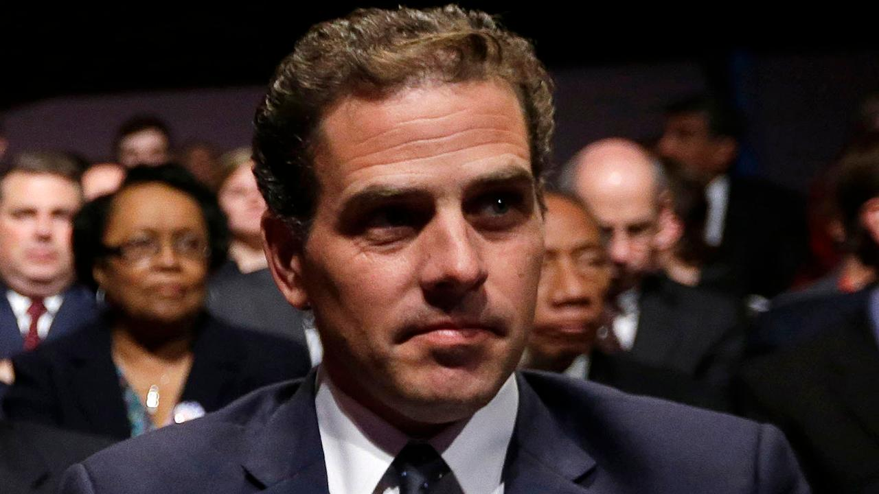 'Hunter Biden' a topic CNN, NBC, MSNBC don't seem to like, law professor says