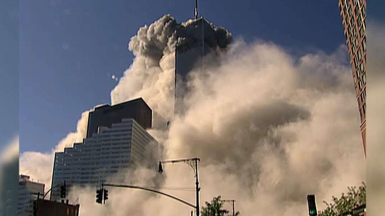 Saudi Arabia being sued for 9/11 attacks by victims' families