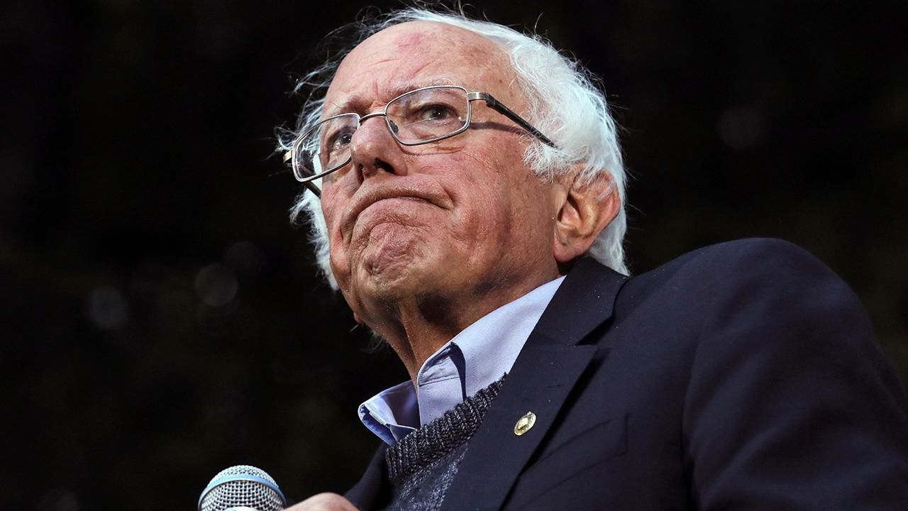 Bernie Sanders undergoes heart procedure