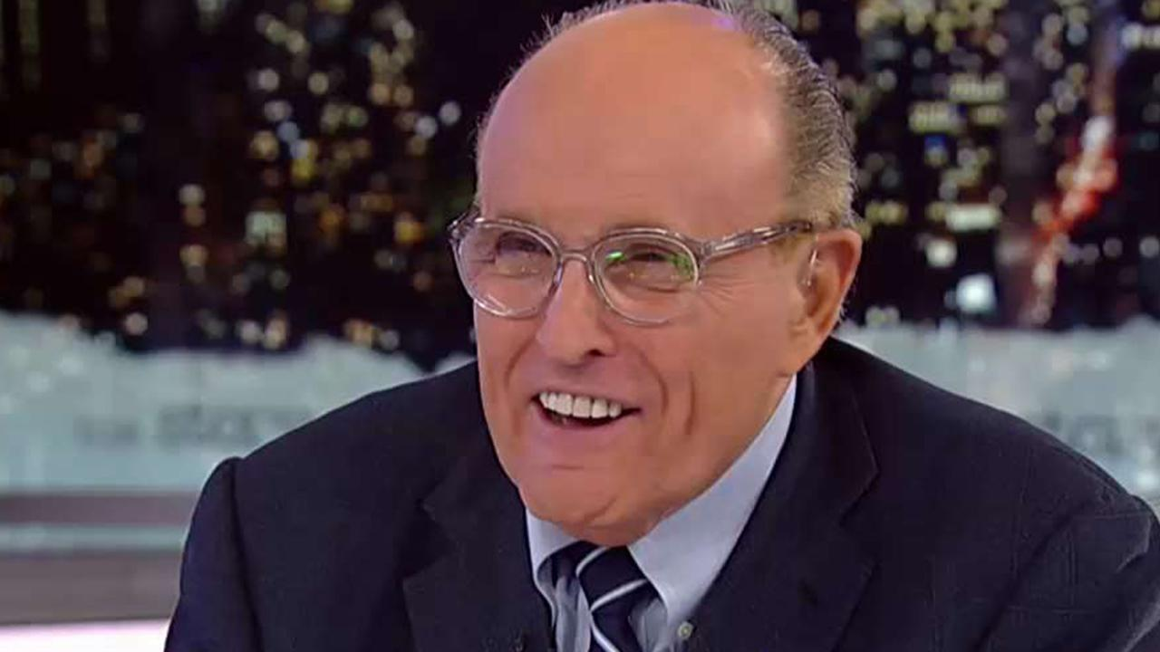 Giuliani defends role in Ukraine controversy as new text messages emerge