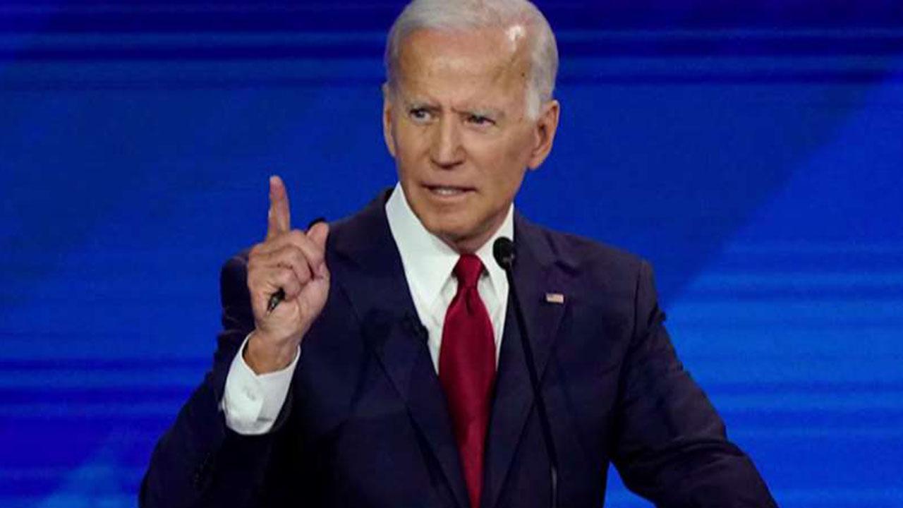 Does Trump's targeting help Joe Biden's campaign?