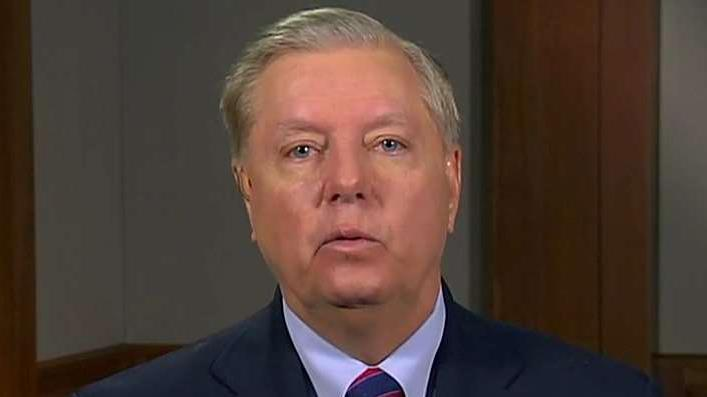 Sen. Graham: It's imperative that Democrats vote to open up articles of impeachment inquiry