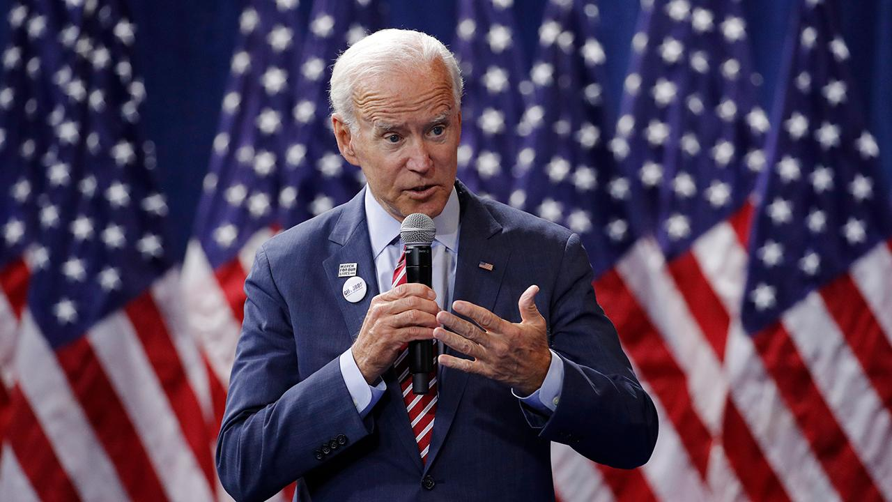 Why won't the media look into the accusations against Joe Biden?