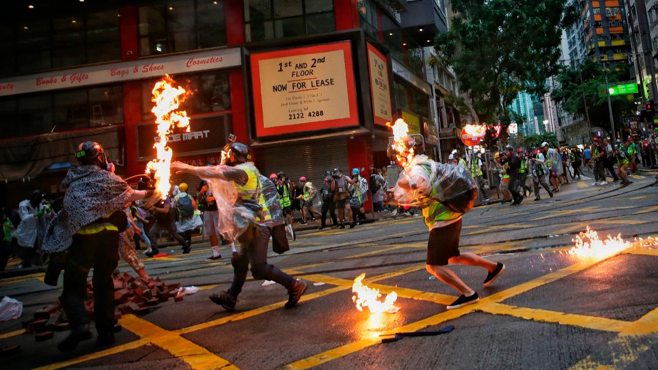 NBA under fire after Rockets GM tweets support for Hong Kong