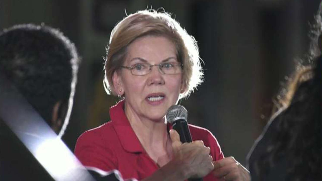 Elizabeth Warren faces new questions about her credibility