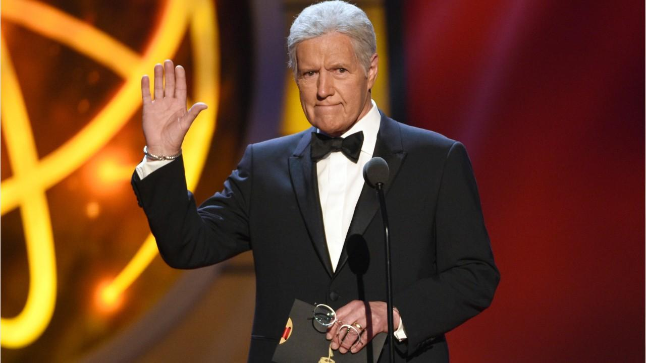 Cancer treatment may force 'Jeopardy' host Alex Trebek to step down