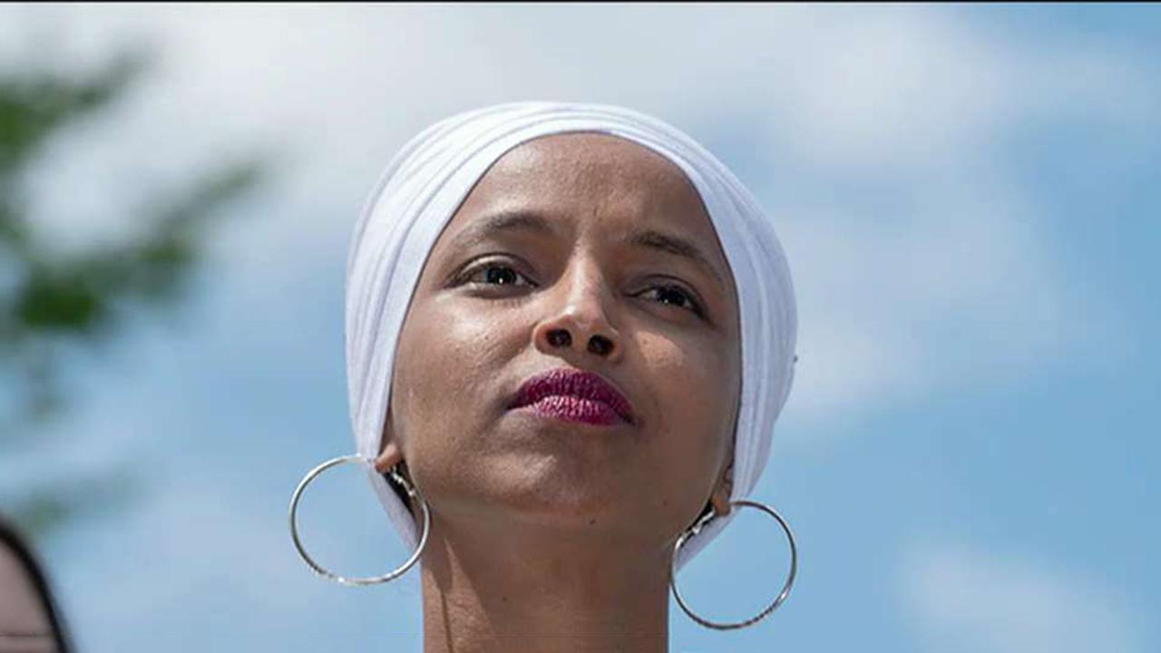 Rep. Omar files for divorce amid affair allegations
