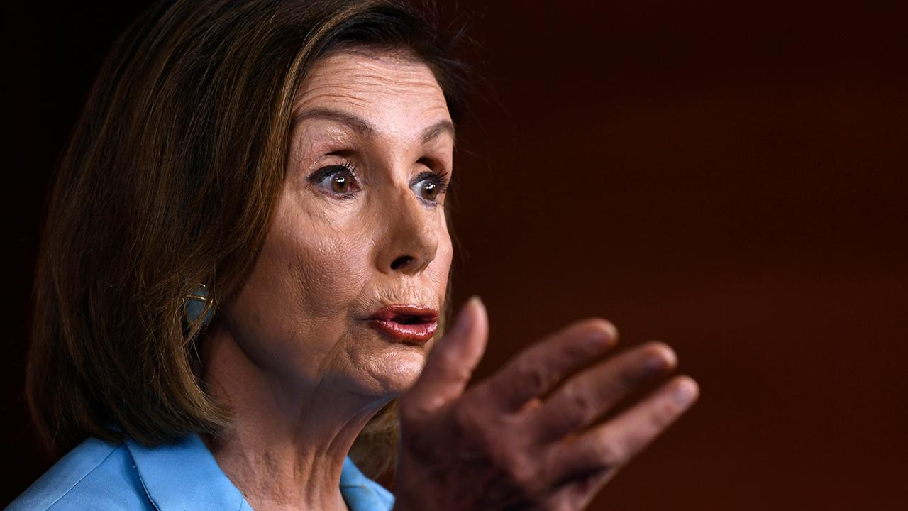 Why hasn't Nancy Pelosi held a full vote on impeachment?