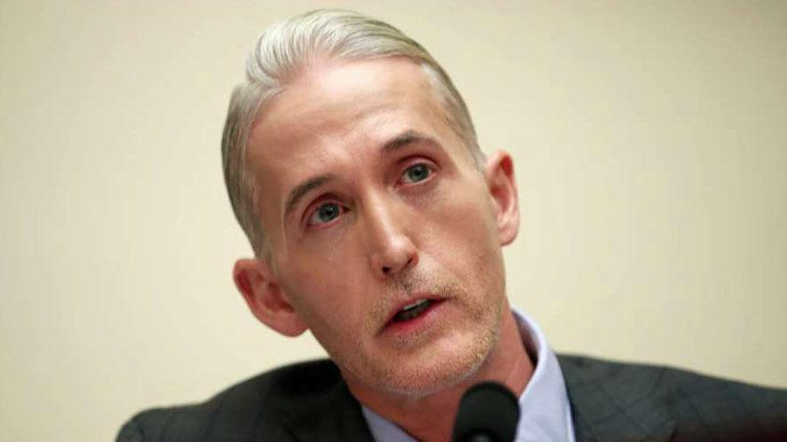 Trump's attempt to hire Trey Gowdy for legal team unravels over post-Congress restrictions