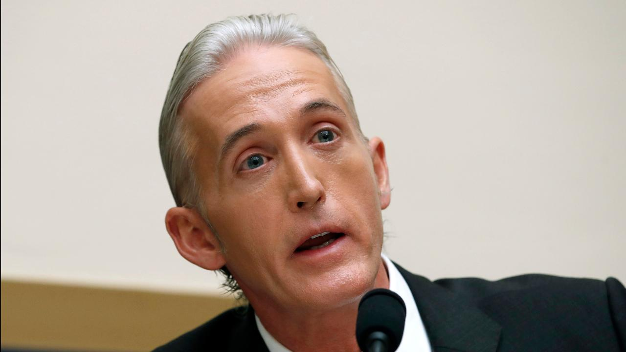 Former Rep. Trey Gowdy joins Trump legal team as outside counsel
