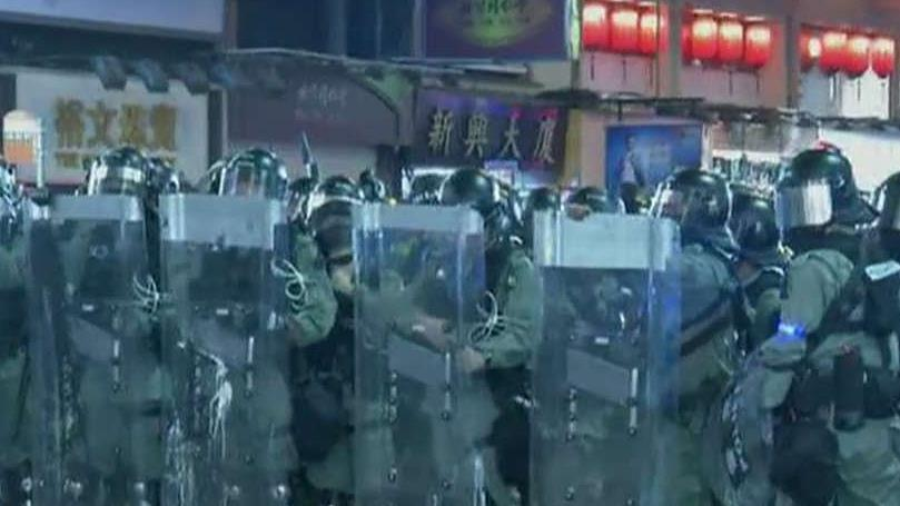 Apple caves to Chinese pressure, removes app allowing Hong Kong protesters to track police