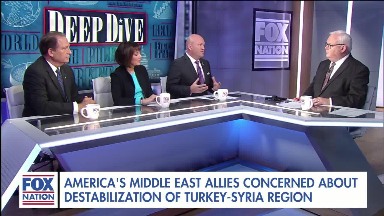 Syria pullout may trigger 'complete reversal' of U.S. gains against ISIS: Expert panel debates