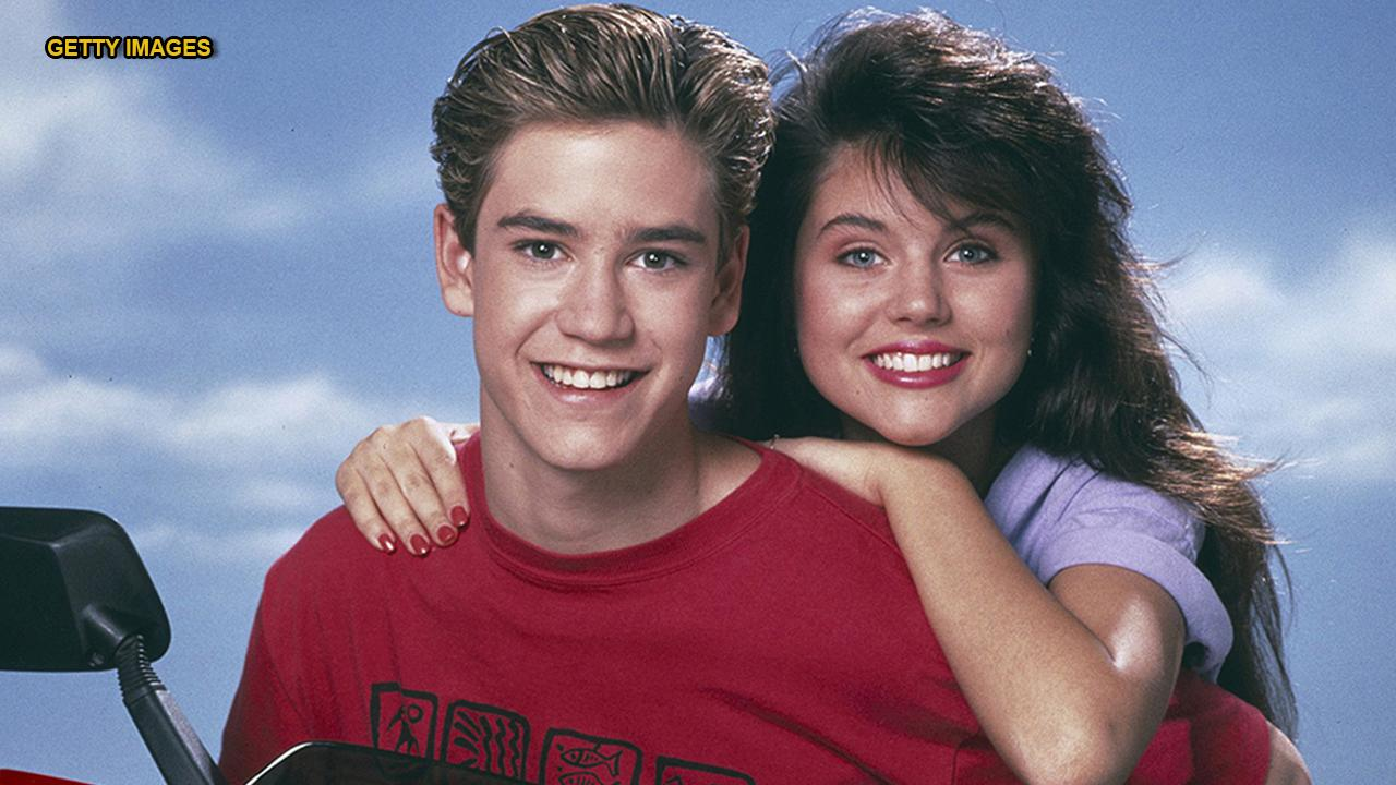 'Saved by the Bell' star Tiffani Thiessen explains why she's not returning for reboot