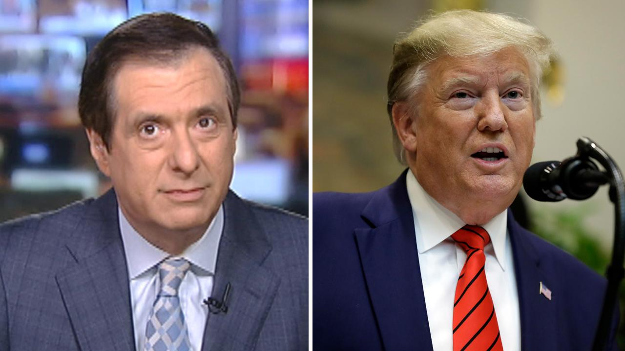 Westlake Legal Group 694940094001_6093823032001_6093828259001-vs Impeachment support rising, but most Republicans still staunchly opposed Howard Kurtz fox-news/politics fox-news/columns/media-buzz fox news fnc/media fnc article 6972458f-d345-53fc-9bce-6a1f6cf53996