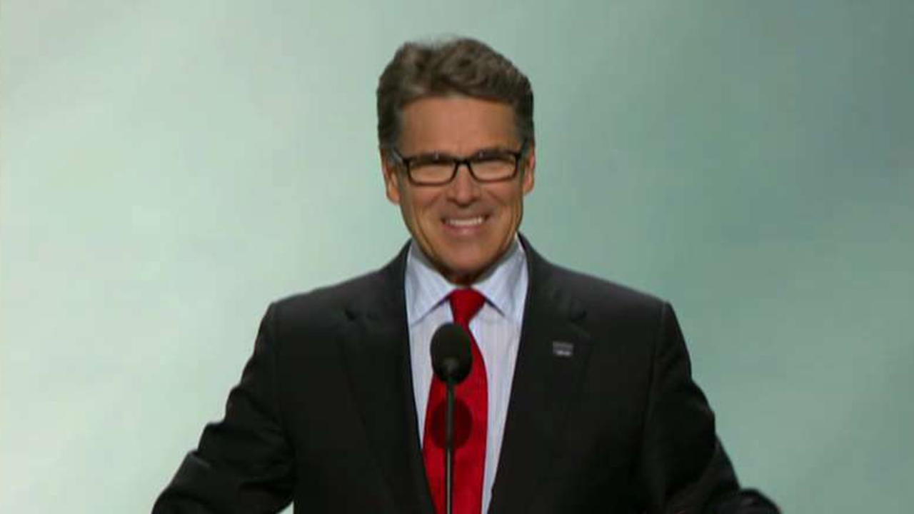 Rick Perry says Trump directed him to Giuliani about allege Ukraine corruption